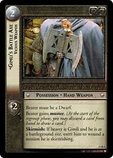 LOTR TCG Shadows Gimli's Battle Axe, Vicious Weapon 11R9