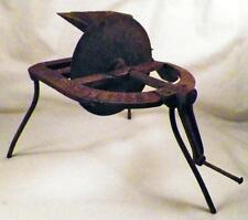 Antique Cherry Pitter Stoner Cast Iron Primitive Kitchen Spider Legs 1863 Rare