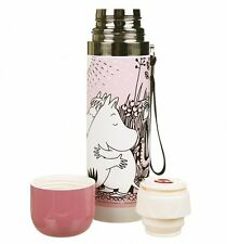 Official Pink Moomins Love Thermal Flask from Disaster Designs