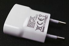 OEM BlackBerry USB Wall Travel A/C Charger Adapter POWER PLUG EU ASY-31295-003