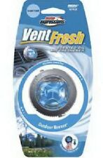 Auto Expressions, 2 Pack, Vent Fresh, Outdoor Breeze, Vent Auto Air Freshener