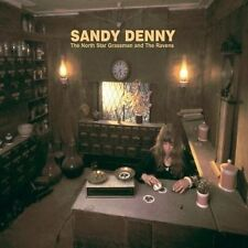 SANDY DENNY: The north star grassman and the ravens + BONUS TRACKS ISLAND Neu
