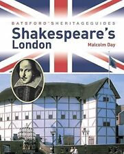 Shakespeare's London by Malcolm Day (Paperback, 2011)