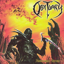 OBITUARY - Xecutioner's Return [Candlelight] metal CD