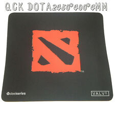 SteelSeries QcK Dota2 Surface Gaming Mouse Pad Mouse Mat Unlocked 450*400*4MM