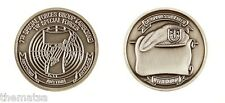 ARMY 7TH SPECIAL FORCES GROUP AIRBORNE CHALLENGE COIN