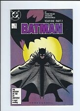 Batman 405 Frank Miller YEAR ONE---Rare Key Comic Lot