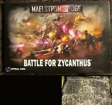 Spiral Arm SAS001 Maelstrom's Edge Battle for Zycanthus (Two-Player Box Set)