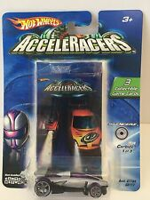 Hot Wheels Acceleracers Silencerz Carbide Series One 5 of 9