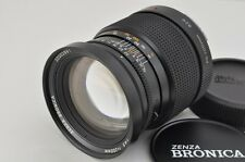 ZENZA BRONICA ZENZANON PG 200mm F4.5 Medium Format MF Lens for GS MINT #170320b