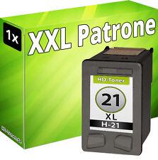 TINTE PATRONEN für HP 21XL REFILL DESKJET F380 F2180 F2224 F2280 F4180 F370 F375