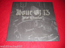 Hour of 13 - The Ritualist, Purple Vinyl LP 2010, lim 340 copies rare 1. Press