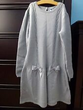 JANIE AND JACK Nwt Girls Shimmer Sweater Dress Size 12