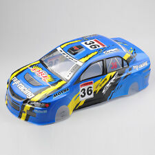 PVC DIY Painted Body Shell 190MM For 1/10 RC Model On Road Drift Racing Car 030B