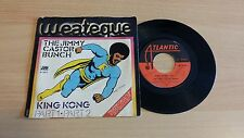 "THE JIMMY CASTOR BUNCH - KING KONG PART 1 + 2 - 45 GIRI 7"" - ITALY PRESS"