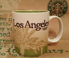Starbucks Coffee City Mug/Tasse LOS ANGELES, Global Icon Serie, NEU mit Sticker!