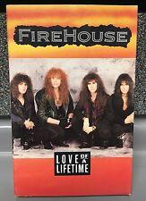 Love of a Lifetime | Firehouse | Cassette | SHIPS First Class