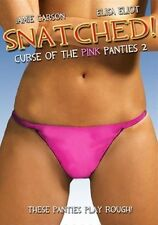Snatched!: Curse of the Pink Panties 2 (DVD, 2010)