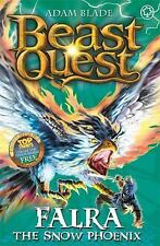 Beast Quest: Falra : The Snow Phoenix by Adam Blade (2016, Paperback)