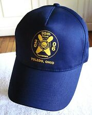OHIO INTER-CITY TOURNAMENT baseball hat 2006 bowling Toledo cap