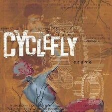 CYCLEFLY - CRAVE w/ LINKIN PARK'S Chester Bennington on Karma Killer - CD (2002)