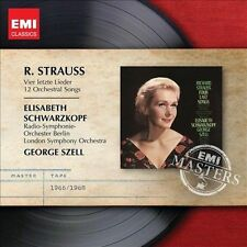 R. Strauss: Four Last Songs, New Music