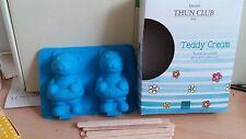 THUN CLUB 2016 TEDDY STAMPO IN SILICONE PER Gelati  Forno Ghiaccioli  Nuovo