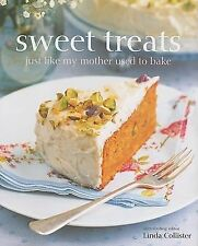 Sweet Treats from My Mother's Kitchen by Linda Collister Cookbook Hardcover BOOK