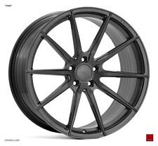 "19"" ISPIRI FFR1 Wheels - Carbon Graphite - BMW E60 / E61 / E90 M3 / E92 M3"