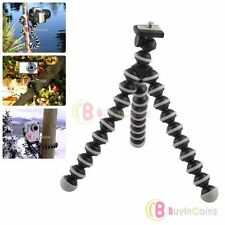 Gorillapod Type Flexible Leg Mini Tripod for Digital Camera (Small Size)