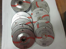 """~ 20 ~ 4-1/2"""" CUT OFF / GRINDING WHEEL CUTTING DISCS FOR METAL 7/8"""" ARBOR 4.5"""""""