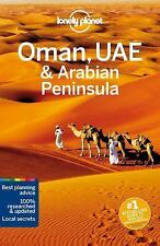 Travel Guide: Lonely Planet Oman, Uae and Arabian Peninsula by Lonely Planet...