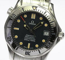 Auth OMEGA Seamaster Professional 300m 2552.80 Automatic Mid-size watch_328977