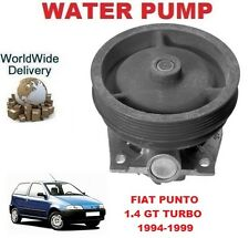 FOR FIAT PUNTO 176 1.4 GT TURBO 1994-1999 NEW WATER PUMP QCP3114