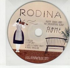 (EG277) Rodina, Home sampler - DJ CD