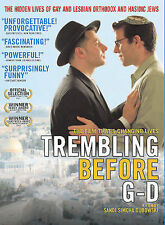 Trembling Before G-d DVD 2-Disc MINT Orthodox & Hasidic Gay, Lesbian Documentary