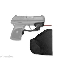 Crimson Trace Red Laserguard w/ Pocket Holster for Ruger LCP - LG-431H