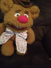 Vintage Fozzy Bear Adult Owned  Muppets Disney Tag Reads Walt Disney World