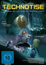 Technotise ( Sci-Fi-Thriller Anime auf Deutsch ) DVD NEU OVP