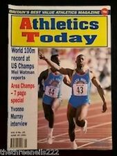 ATHLETICS TODAY - YVONNE MURRAY INTERVIEW - JUNE 20 1991