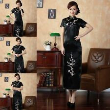 Fantastic Chinese traditional culture clothes Cheongsam for women dresses