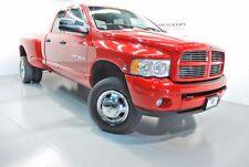 Dodge : Ram 3500 Laramie Quad