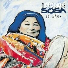 "MERCEDES SOSA "" 30 ANOS"" CD NEU"