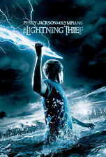 PERCY JACKSON & THE OLYMPIANS: THE LIGHTNING THIEF Movie POSTER 27x40 B Logan