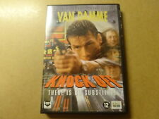 DVD / KNOCK OFF (JEAN-CLAUDE VAN DAMME)