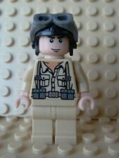 LEGO 7620 - INDIANA JONES - GERMAN SOLDIER 1  - MINI FIG / MINI FIGURE
