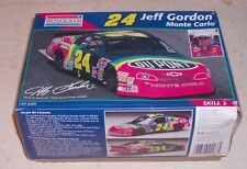 Monogram 1:24 #2476  #24 Jeff Gordon Monte Carlo 1995 Open Box New