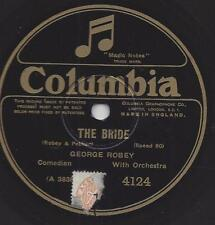 Comedian George Robey with Orchestra : The Bride