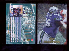 1997 CE Collectors Edge Masters CORTEZ KENNEDY Seattle Seahawks Card