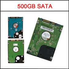 2.5 inch SATA Original 500GB Internal Hard Driver 5400RPM 8M HDD FOR Laptop PS3
